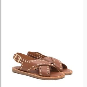 Shoes - Pretty Crisscrossed Sandals✨